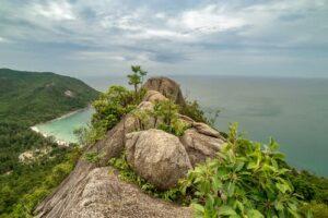 Take a hike during the Ocean Flow Yoga retreat Koh Phangan