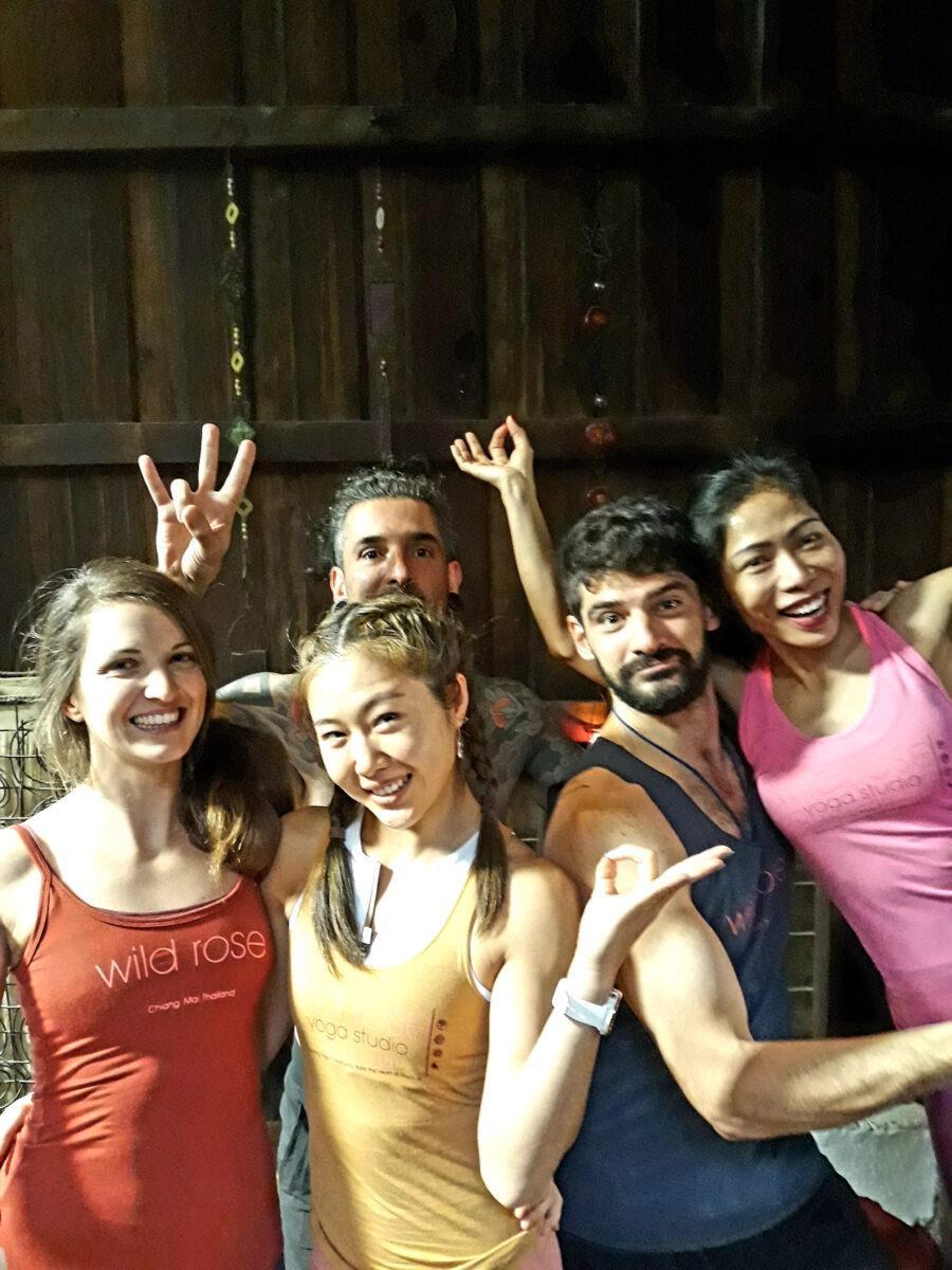 Len Yoga (เล่นโยคะ) in Chiang Mai